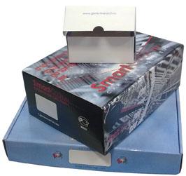 упаковка из кашированного МГК
